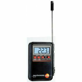 Testo Mini alarm thermometer L190mm, 150°C