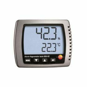 Testo 608-H2 Thermo hygrometer, 70°C