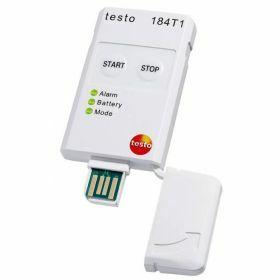 Testo 184 T1 USB temperature data logger, 90 days, 70°C