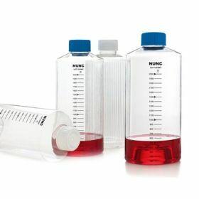 Roller Bottle Nunc 850cm²,  PS, non-vented cap
