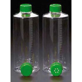 Roller Bottle DD 490cm²,  PS, non-vented cap