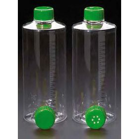 Roller Bottle DD 490cm²,  PS, with vented cap