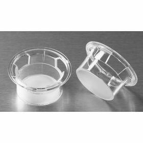Transwell® 24mm Ø 3µm pore PET membrane, sterile