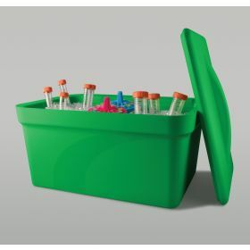 Ice Pan 9 litre green colour with lid