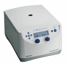 GLP Centrifuge EPP 5430 R, with rotary knobs, with rotor FA-45-30-11 and rotor lid
