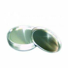 alu dish D90mm for moisture ananlysis