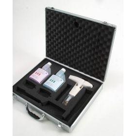 Testo 205 SET - Handheld T-bar pH meter, 60°C/14pH