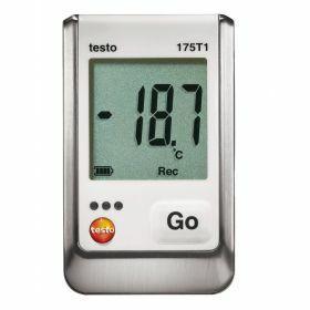 Testo 175-T1 set - Temperature logger set, 55°C