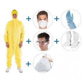 Virus protective kit SUPER HIGH RISK (7pcs/set)