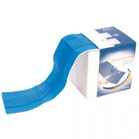 Plaster strips DETECTOR rol 6 cm x 5 m water repellent blue DTECT