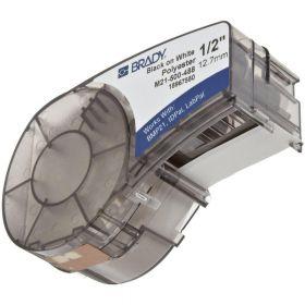 Polyester tape cartridge for BMP21 printer - 12,7mm - M21-500-488