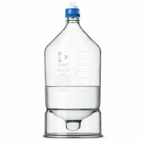 Duran HPLC reservoir bottle-conical base - 2L- GL45