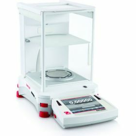 OHAUS Explorer® Semi-Micro EX225D/AD, 120/220g, 0,01/0,1mg