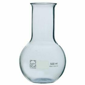 flat bottom flask 50ml wide neck Duran®