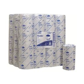 Wypall L10 Extra+  wipers, blue, small rolls (115 wipers) 1-ply