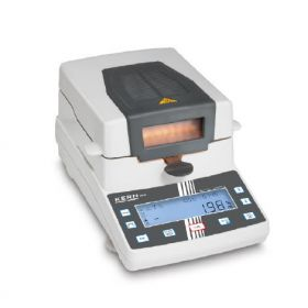 Kern moisture analyser DAB 200-2 - 200g, 10mg, 35-160°C