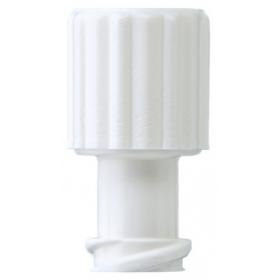 Combi plug white - Luer/Luer lock - sterile/1