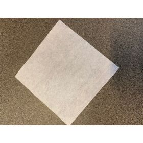 Cleaning cloth - non-woven - 20x20cm - flat - lint-free