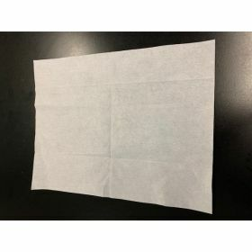 Cleaning cloth - non-woven - 38x30cm - Z-fold - lint-free
