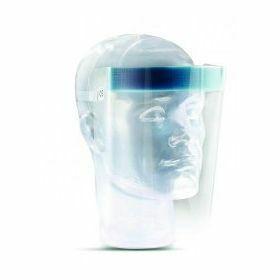 Face shield - clear - antifog