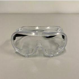 Safety goggles anti-fog | PVC