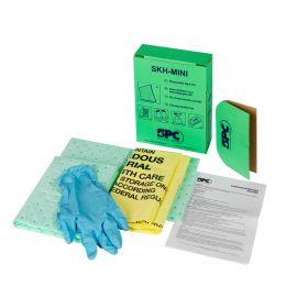 Disposable spill kit SKH-MINI emergency kit