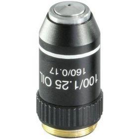 Objective achromatic 100 x / 1,25 OBB A1109