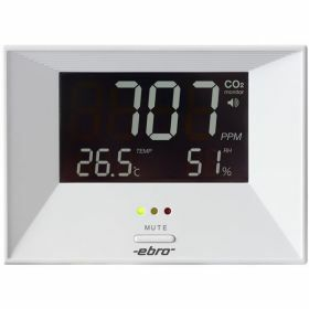 Ebro RM100 indoor climate monitor - CO2 meter