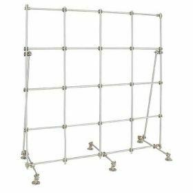 Ohaus Clamp, Lab Frame, Steel, CLR-FRAMESSL