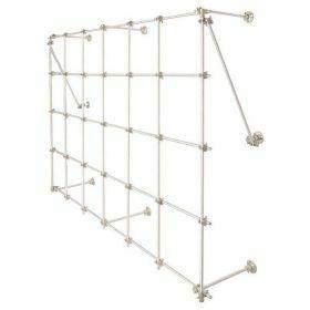 Ohaus Clamp, Lab Frame, Steel, CLR-FRAMESX