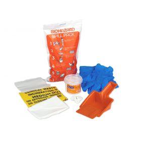 Biohazard Spill Pack - Blood