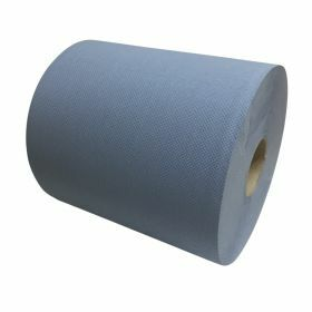 Cleaning paper -blue- cellulose - 2 ply 26cmx190m