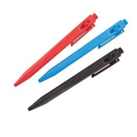 Ballpoint pen DETECT Blue - Black - Red HACCP DTECT