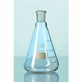Duran® Erlenmeyer flask with standard ground joint