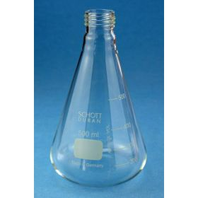 Duran® Erlenmeyer flask ISO 1773 with thread without PBT-cap
