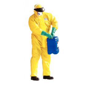 Coverall Kleenguard A71 with hood - yellow