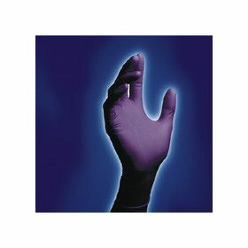 Kimtech Science Purple nitrile gloves