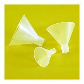 Polypropylene powder funnels