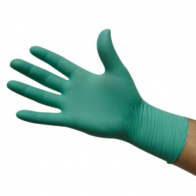 ROLL-O-GLOVE® Neo - Extended disposable neoprene gloves