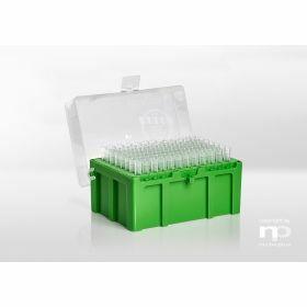 NP Tip - standard - premium surface - sterile  in  rack