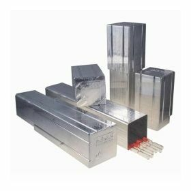 Pipette container aluminium autoclavable