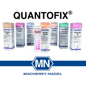 Quantofix® test strips for semi-quantitative determinations