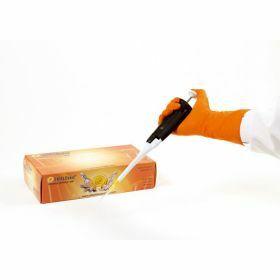 SHIELD Scientific - SHIELDskin™ ORANGE NITRILE™ 300 gloves