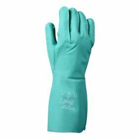 Showa 730 gloves - nitrile flocked - 330 mm