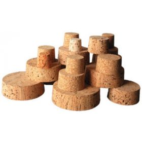 Cork stoppers, non-porous, quality A1