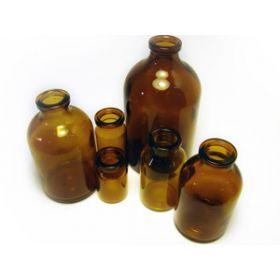 Wheaton Serum bottles - amber, 5 - 100 ml