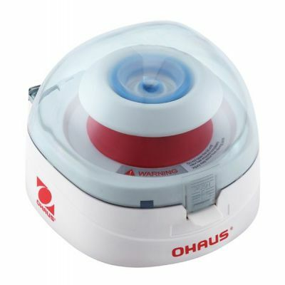 OHAUS FRONTIER™ Mini Centrifuge FC5306 incl. rotors
