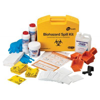 Biohazard Spill Kit Multi 25x Chlorine based