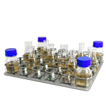 Biosan P-30/100 Platform with 30 clamps for 100ml flasks